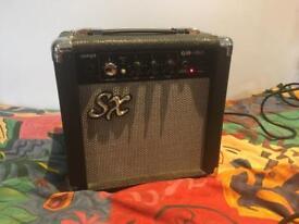 Practice guitar amp