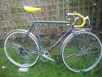 Vintage/Retro SWISS bike.