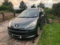 BREAKING: Peugeot 207 1.6 HDi