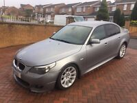 BMW 525D M SPORT Stage 3 remap 265BHP & Paddle shift