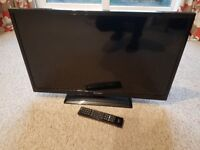 """32"""" SHARP HD READY GREAT CONDITION WITH REMOTE CONTROLLER"""