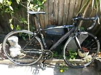 Specialized allez single speed road racer/ carrera hybrid mountain cannondale cboardman