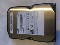 "SAMSUNG SPINPOINT SP0812C 80GB 3.5"" SATA HARD DRIVE"