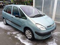 Citroën xsara picsso reg:2002