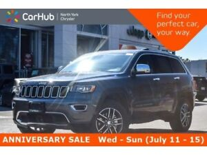 2018 Jeep Grand Cherokee New Car Limited AWD|Jeep Active Safety