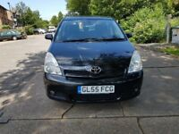 2006 Toyota Corolla Verso 2.2 D-4D T3 5dr Manual @07445775115