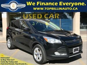 2013 Ford Escape SE, 1 OWNER, BLUETOOTH, 90 KMs