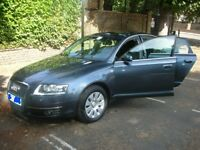 LHD AUDI A6, 2007 Reg. 2.0L TFSI, Saloon, Very good example!