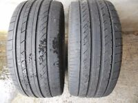 235/40/18 Runflat hifly Tyres