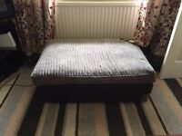 Corner Sofa ,Grey +2 seater +extra seat for sale