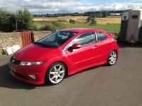 Honda Civic Type R - BRAND NEW BRAKES AND TYRES