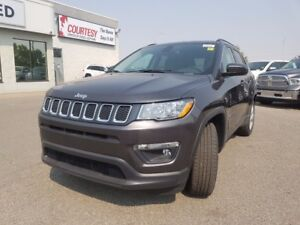 2017 Jeep Compass North   Uconnect Touch Screen   Enter-N-Go Sys