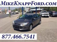 2013 Ford Focus SE *One Owner *SYNC *Rated 5.1 L/100 kms HWY