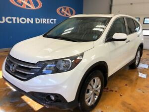 2014 Honda CR-V Touring LEATHER! SUNROOF! NAVI! AWD!