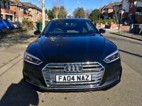 Audi A5 2.0 TDI S LINE 2d AUTO 188 BHP £30 Road Tax / Virtual Cockpit / Sensors / Electric Seats