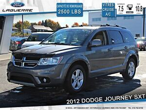 2012 Dodge Journey **SXT*AUTOMATIQUE*CRUISE*A/C**