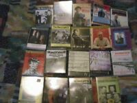 COLLECTION OF TALKING BOOKS IN CASSETTE FORM SET 2