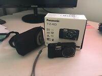 Panasonic Lumix TZ40 camera