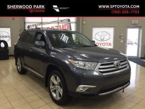 2012 Toyota Highlander Limited-Clean History-Showroom Condition!
