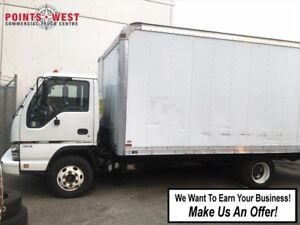 2007 GMC W4500 16 FT Box