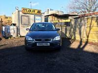 FORD FOCUS 1.6 GHIA SALOON, 12 MONTHS MOT. 3 MONTHS WARRANTY, FULL SERVICE HISTORY