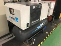 Bottarini MP10 Oil Filled Screw Air Compressor With Dryer