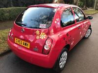 NISSAN MICRA *AUTOMATIC* 1.2cc 3 Door Low Miles Long MOT New Shape...Leicester