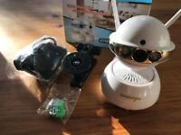 Brand New!! IP Camera, Baby Pet Monitor 960P HD with Pan/Tilt, Motion Detect, Remote Viewing