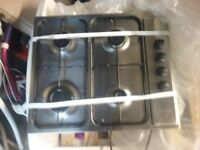 Gas hob, seldom use from holiday home