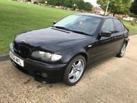 BMW 318i SPORT 2004-MOT DECEMBER-CHEAP CAR £895
