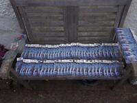 70 mackerel feathers