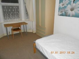 Superb double ensuite room and double room available