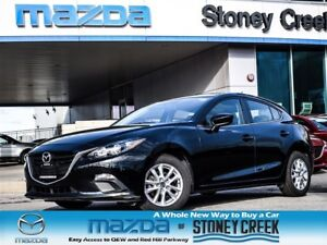 2015 Mazda MAZDA3 GS Auto NEW RR Brakes Alloy B/T B/UP CAM LOW K