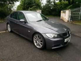 2006 BMW 330D MSPORT AUTO FULL MOT £3250