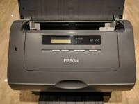 3xEpson Document Scanners USB