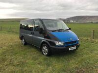 Ford Transit Tourneo 9 seat Minibus