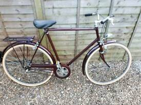 Raleigh cruiser one of many quality bicycles for sale