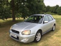 2004 Subaru Impreza 2.0 GX Sport 5dr **4 WHEEL DRIVE**