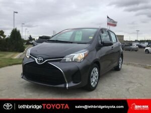 Toyota Certified 2016 Toyota Yaris LE Hatchback - Please TEXT  4