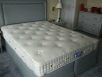 Hypnos Maple Superb King Size Mattress - brand new 2018. Over £500 under usual discounted price