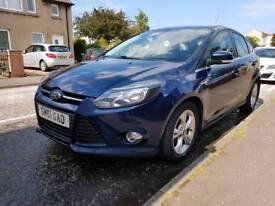 2012 (61 plate) ford focus 1.6 tdci zetec £20 road tax