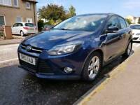 2012 (61 plate) ford focus 1.6 tdci zetec £20 road tax