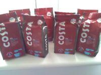 COSTA COFFEE FOR ESPRESSO No3 x8 PACKETS