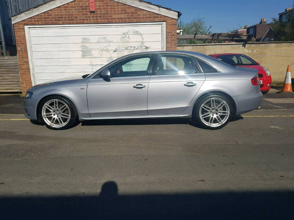Audi A4 20 Tdi S Line 2009 B8 In Maidenhead Berkshire Gumtree