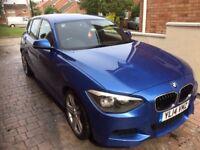 BMW 118 D M SPORT