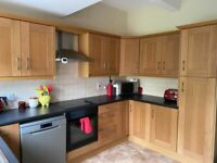 Solid wood shaker Kitchen