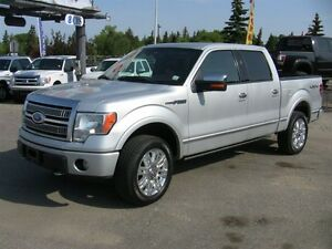 2009 Ford F-150 Platinum | Leather | Sunroof | Navigation | Edmonton Edmonton Area image 2