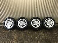 "Genuine 16"" Audi A3 SE Technik Alloy Wheels - 5x112 - Will fit VW, Skoda, Seat, A4, A5"