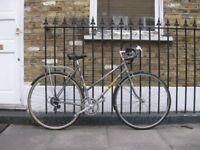 Vintage Eddy Merckx Road Bike