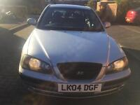 Hyundai Elantra 2.0 Diesel 2004 in very good condition drives very well 1 year MOT